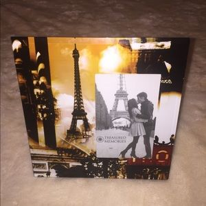 New Paris Eiffel Tower Picture Frame 4x6